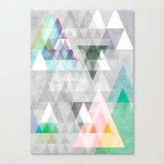 Graphic 35 Canvas Print