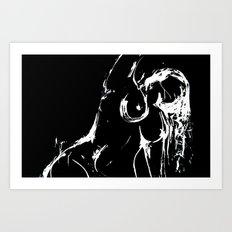 Reach 2 Art Print