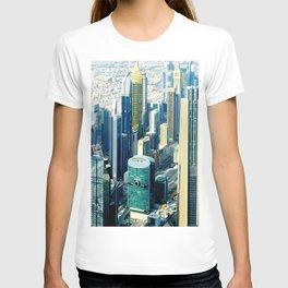 Dubai cityscape T-shirt