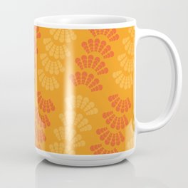 Pattern-Orange Coffee Mug