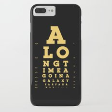 Jed Eye Chart Slim Case iPhone 7 Plus