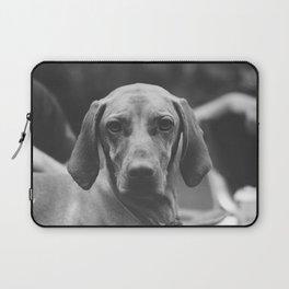 Hunting Dog Laptop Sleeve