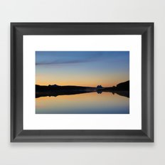 Suilven and Cul Mor Framed Art Print