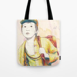 Short Round - Secondary character? Never! Tote Bag