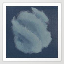 Dare to Dream - Cloud 31 of 100 Canvas Print Art Print