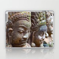 Apsara Carvings Laptop & iPad Skin
