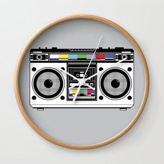 1 kHz #8 Wall Clock