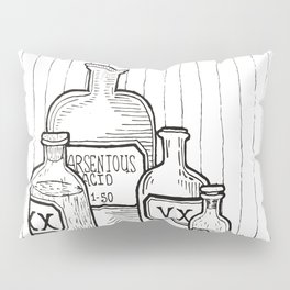 Poison Pillow Sham