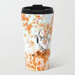 Celebrating Autumn Travel Mug