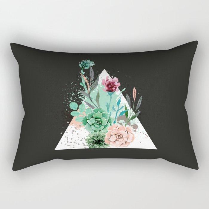 Suculetas Zen Rectangular Pillow