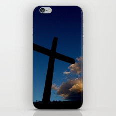 Dawn of faith iPhone & iPod Skin