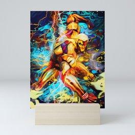 Armored Mini Art Print