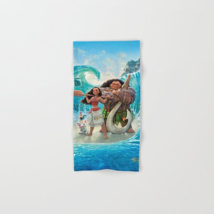 Moana 2 Hand & Bath Towel