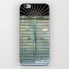 Door number eleven iPhone Skin