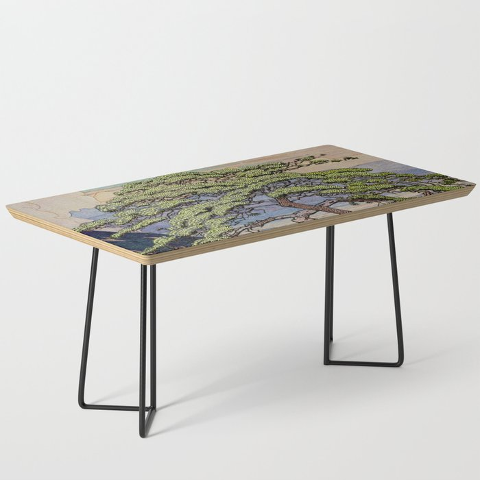 The Downwards Climbing Coffee Table