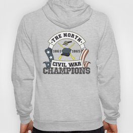American Civil War Champions - Northern Pride - The Union - Parody Shirt Hoody