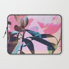 Painted Botanics Laptop Sleeve