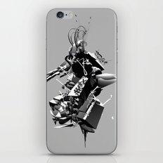 antenkopf iPhone & iPod Skin
