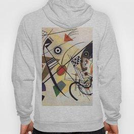 Transverse Line, Abstract, Wassily Kandinsky, 1923 Hoody