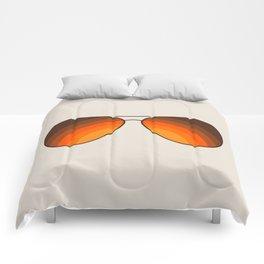 Golden Shades Comforters