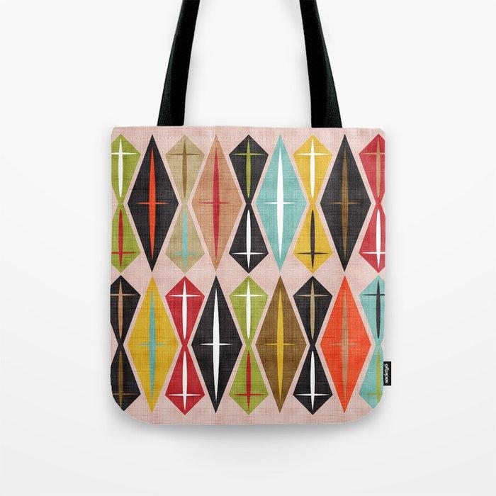 MCM Diamond Tote Bag