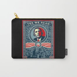 Yes We Scan Obama NSA Big Brother Spoof  Carry-All Pouch