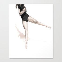 Tanisha - Dancer Series 1 Canvas Print