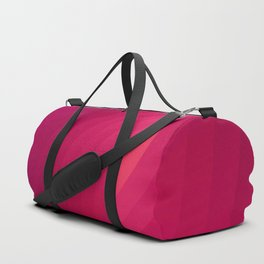 Pinky babe - geometric abstract Duffle Bag