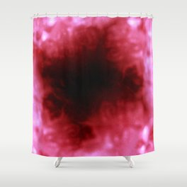 Wound Shower Curtain