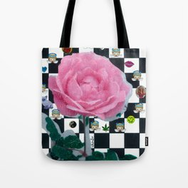MY ROSE IS KAWAII Tote Bag