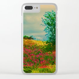 Scottish Weeds Clear iPhone Case