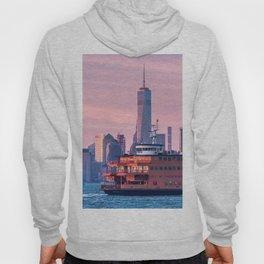 NYC Staten Island Ferry Hoody