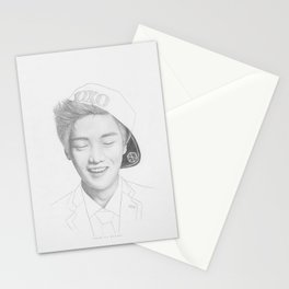 The First Class: Luhan Stationery Cards