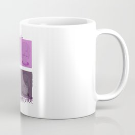 Angelo Sauper 80s Pop Art Coffee Mug