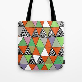 Triangle 2 Tote Bag