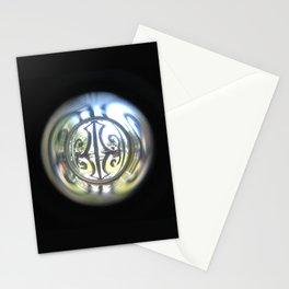 Through the Peephole Stationery Cards
