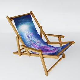 The Mermaid's Encounter Sling Chair