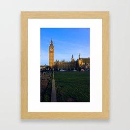 Big Ben 3 Framed Art Print