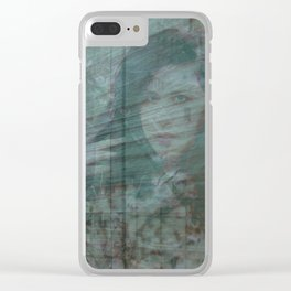 Lisa Marie Basile, No. 95 Clear iPhone Case