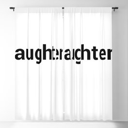 daughters Blackout Curtain