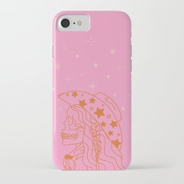 Love or Die Tryin' - Rhinestone Cowgirl iPhone Case