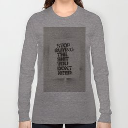 Street Smart Long Sleeve T-shirt