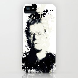 _byebye Lou iPhone Case
