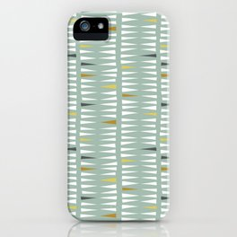 Direction, Green iPhone Case