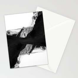 Man of isolation Stationery Cards
