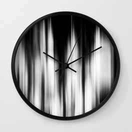 FLASHES OF MEMORY Wall Clock