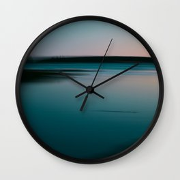 Summer of Love by the Sea III Wall Clock