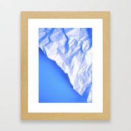 Abstract background 9 Framed Art Print