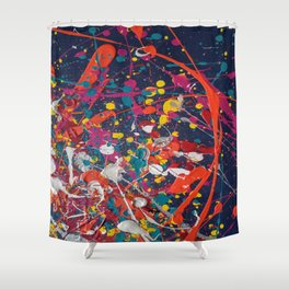 Innocent 3 Shower Curtain
