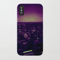 toronto iPhone & iPod Cases featuring Toronto! by Sami Kelsh